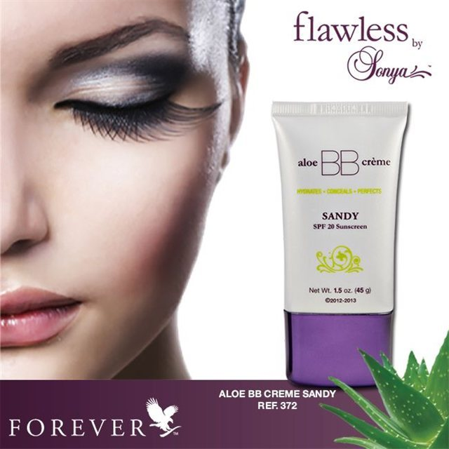 Sonya Aloe BB Creme Sandy