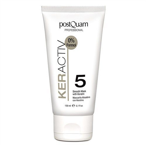 PosQuam STRAIGHTENING MASK WITH KERATIN 150ML